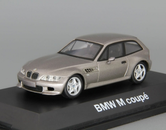 BMW M Coupe, grey
