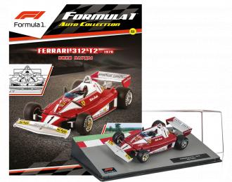 FERRARI 312 T2 Ники Лауды (1976), Formula 1 Auto Collection 61