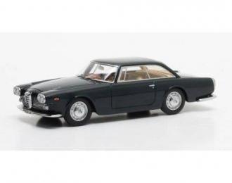 Alfa Romeo 2000 Praho Touring 1960 (black)