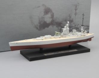 """Корабль HMS Rodney, серия """"Корабли мира"""""""