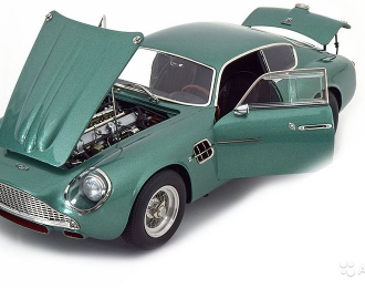ASTON MARTIN DB4 GT Zagato (1961), green