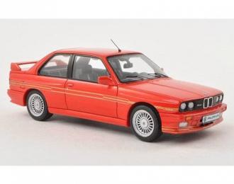 BMW Alpina B6 E30, red