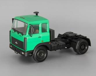 МАЗ 54321 седельный тягач (1988-1991), зеленый