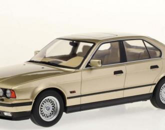 BMW 5er (E34) (1992), metallic beige