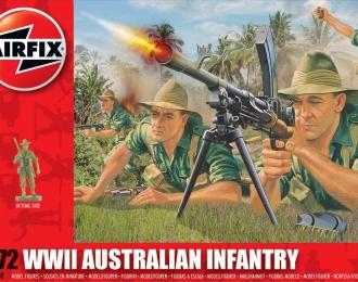 Сборная модель Австралийская пехота (Вторая Мировая война)