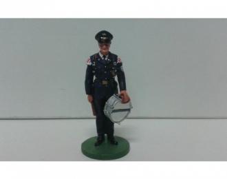 Немецкий пожарный-музыкант г.Гёттинген 2003