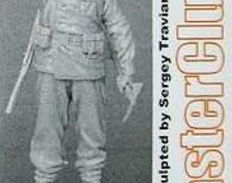 Советский горный стрелок, 42-43 г.г.Кавказ (4)