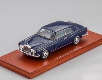 ROLLS-ROYCE Corniche Coupe (1972), dark blue