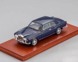 (Уценка!) ROLLS-ROYCE Corniche Coupe (1972), dark blue