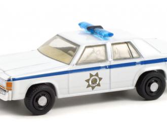 "FORD LTD Crown Victoria Police 1983 (из к/ф ""Терминатор 2: Судный день"")"