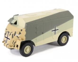 AEC DORCHESTER ACV MAX Rommel Germany 1941