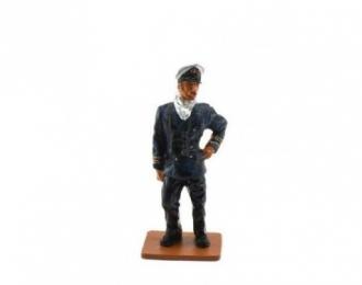 Офицер подводник U-BOAT Германия 1918