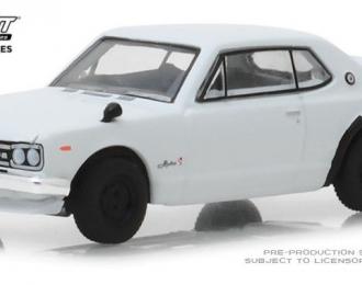 NISSAN Skyline 2000 GT-R 1971 White