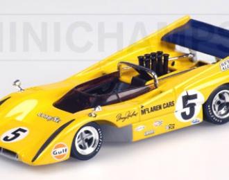 McLaren M8D Can Am Series 1970 Denny Hulme