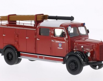 MERCEDES-BENZ LOK 315 TLF Fire Brigade Mühlacker (пожарный) 1960