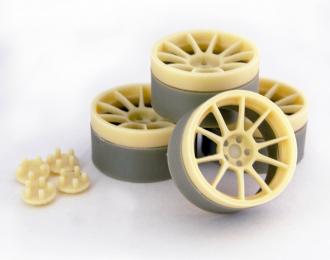 Комплект дисков WedsSport TC105N 18 дюймов