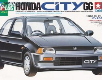 Сборная модель Honda City GG Kit