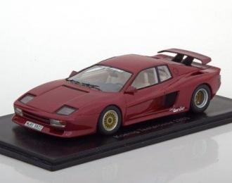 FERRARI Koenig Testarossa 1985 Metallic Red