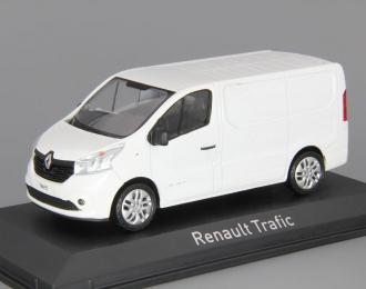 RENAULT Trafic (2014), white