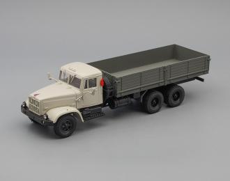 КРАЗ 257Б1 бортовой (1987-1994), серый