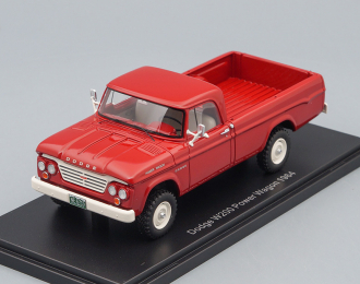 DODGE W200 Power Wagon Pick-up 1964 Red