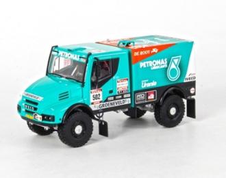 IVECO Dakar Gerard de Rooy 502, Premium Line 1:50, голубой