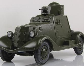Бронеавтомобиль ФАИ-М, хаки