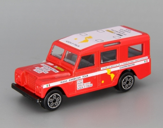 (Уценка!) LAND ROVER Aziza (cod.4131), red