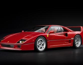 Ferrari F40 (red)