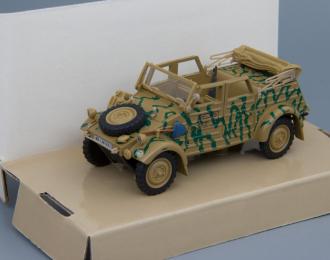 VOLKSWAGEN Kubelwagen камуфляж (сложенный тент), beige / green