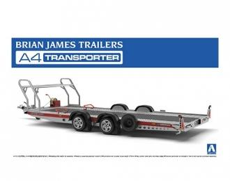 Сборная модель Прицеп Brian James Trailers A4 Transporter