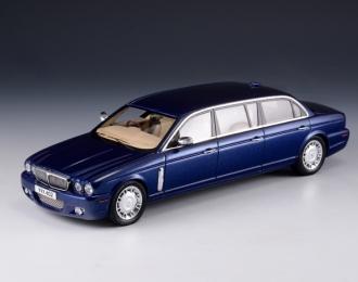 DAIMLER Super Eight Wilcox Limousine (X358) 1995 Blue