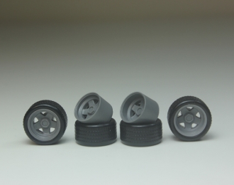 Комплект колес #04