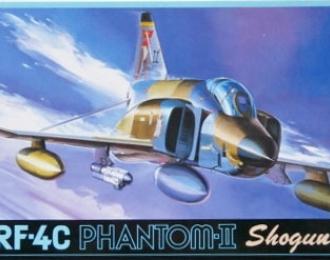 """Сборная модель McDonnell Douglas RF-4C Phantom II """"Shogun"""""""