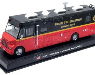 LDV Command Truck - 2005 USA, Kolekcia Strażackie Giganty 13