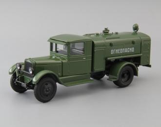 ЗИС-5 БЗ-39, зеленый