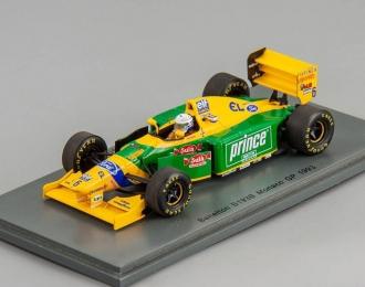Benetton B193B #6 Monaco GP 1993 Riccardo Patrese
