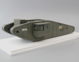 Тяжелый танк Mark IV Male Tadpole