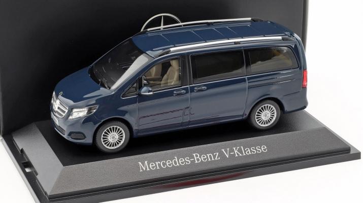 MERCEDES-BENZ V-Class (W447) - blue