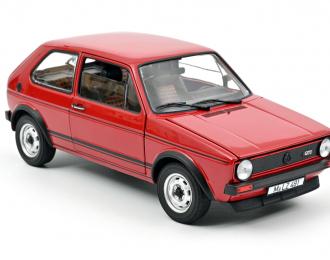 VOLKSWAGEN Golf I GTI (3-двери) 1976 Red