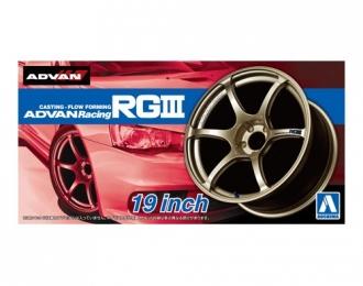 Набор дисков Advan Racing RG3 19inch