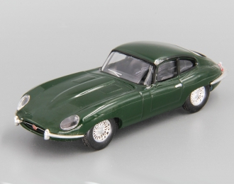 JAGUAR E-Type, Суперкары 16, dark green