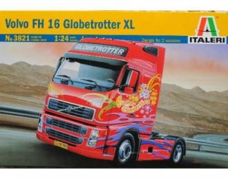 Сборная модель VOLVO FH16 Globetrotter XL