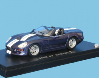 SHELBY SERIES 1, BLUE/WHITE