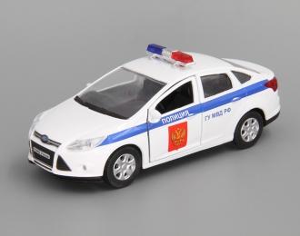 FORD Focus Sedan Полиция, white