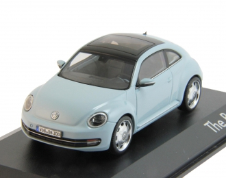 VOLKSWAGEN New Beetle Cabriolet, light blue