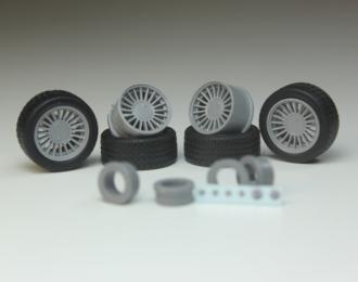 Комплект колес #33 (BMW Alpina)