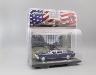 LINCOLN Continental SS-100-X 1961 президента США Джона Кеннеди (Greenlight!)