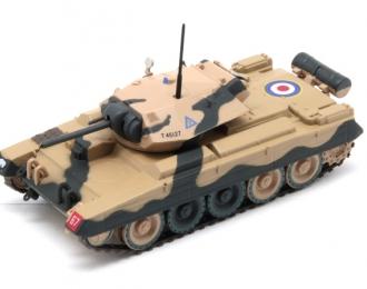 Cruiser Tank Mk. VIA CRUSADER II, Czolgi Swiata 11