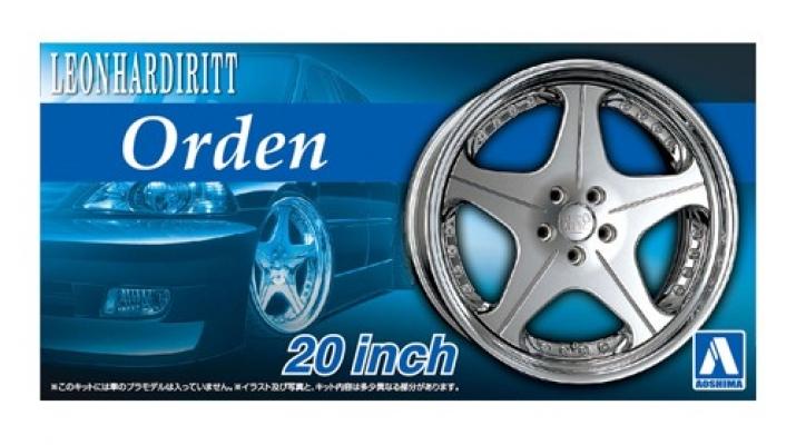 Набор дисков Leonhardiritt Orden 20inch